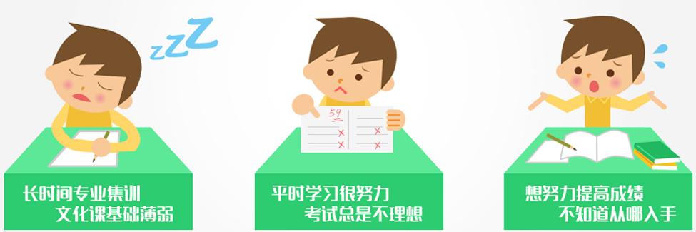 艺考生文化课百日学案